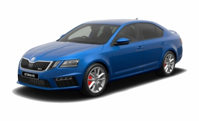 Skoda Octavia Turbo Automatic Car Hire in Hersonissos, Malia, Stalis