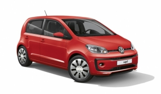 Volkswagen UP Car Hire in Hersonissos, Malia, Stalis