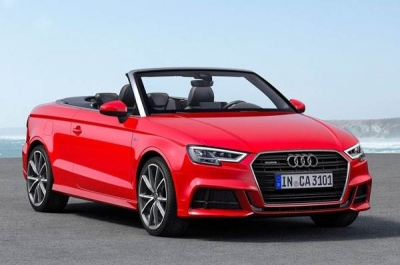 Audi A3 Automatic Car Hire in Hersonissos, Malia, Stalis